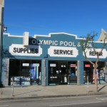 Olympic Pool and Spa Storefront in Los Angeles - 6967