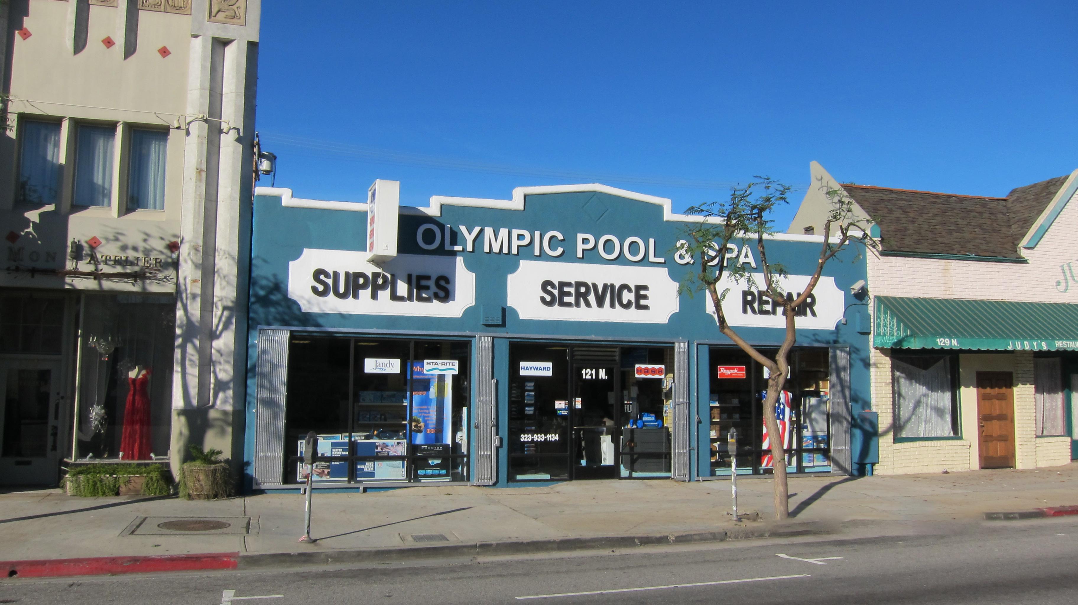 Silverlake Pool Repair Echo Park Spa Repair